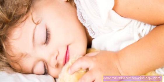 Bed-wetting in children (enuresis)