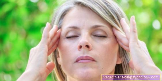 Hovedpine efter træning