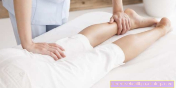 Lymph drainage during pregnancy