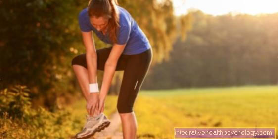 Symptomer på et revet ligament
