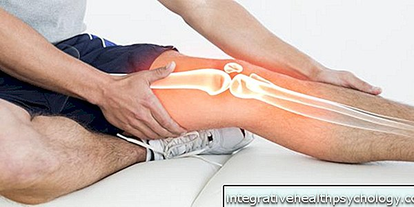 Knee pain on the inside